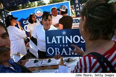 Latinos por Obama