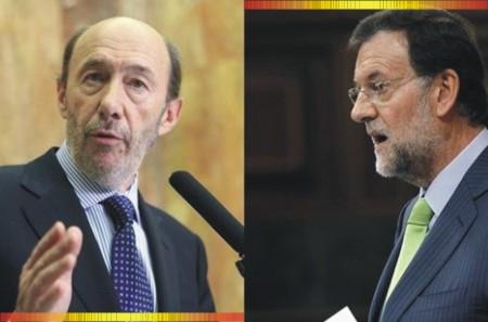 Debate Rajoy Rubalcaba - Marketing Político en la Red