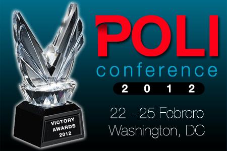 Victory Awards 2012 - POLI Conference
