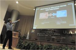 Javier Sánchez Galicia Mexico 2012 - Marketing Político en la Red