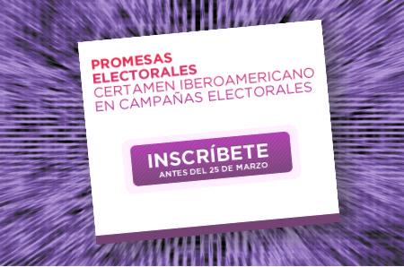 Certámen Promesas Electorales - Marketing Político en la Red