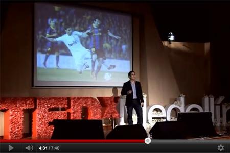 federico hoyos - TEDx