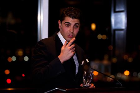 Miguel Angel Matilla Blanco - Victory Award