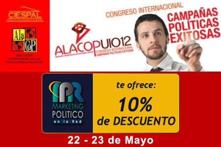 Congreso Internacional: Campañas políticas exitosas