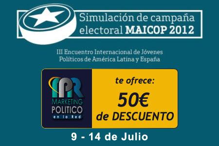 Simulacion MAICOP 2012