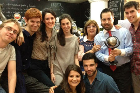 Fran Carrillo - Premio Excelencia 2012