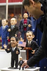 muñecos obama