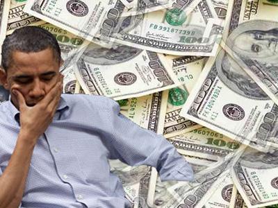 Obama - Recaudación de fondos