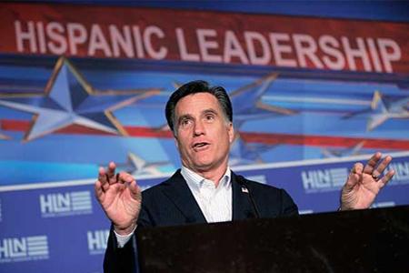 Mitt Romney - Latinos