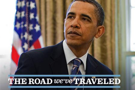 obama the road we traveled