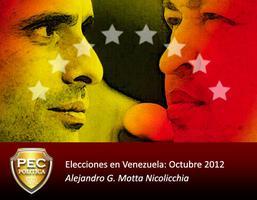 analisis Elecciones Venezuela 2012 - Chavez vs Capriles
