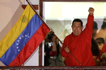 Porque ganó Hugo Chávez