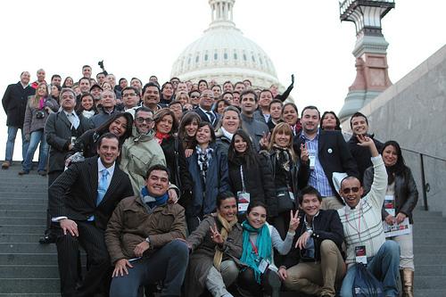 AMERICA ELIGE 2012