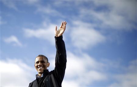 Obama - Medios sociales