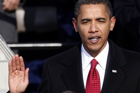 obama inauguración