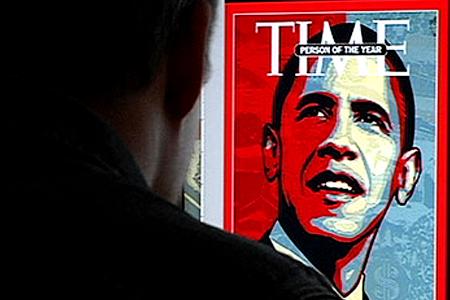 obama imagen política