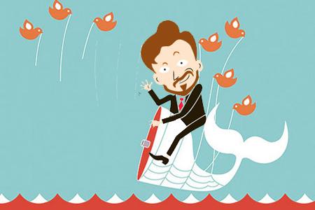 politicos y twitter