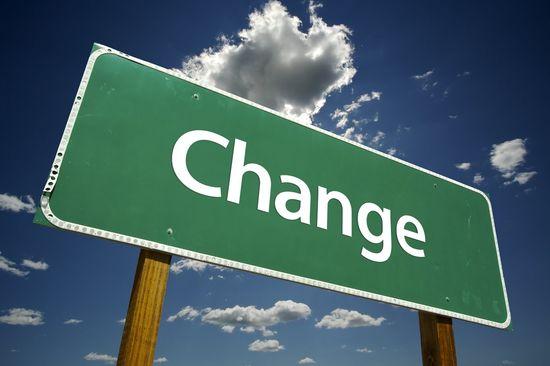 cambio político