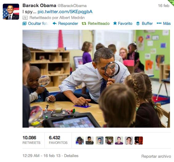 Obama lupa