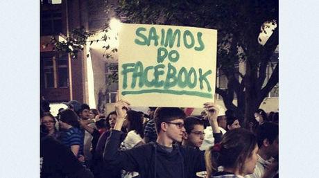 Los servicios secretos brasileños han empezado a vigilar las redes sociales