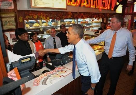 Obama_Fast food