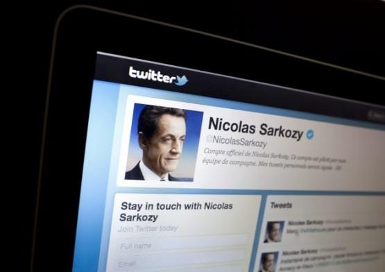 Sarkozy'sTwitterCampaign
