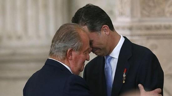 Juan Carlos_Felipe de Borbon