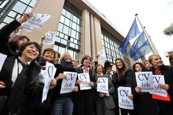 Eurodiputadas