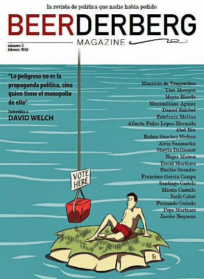 Beerderberg magazine