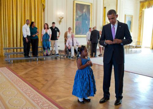 Crédito Foto: Official White House Photo by Pete Souza