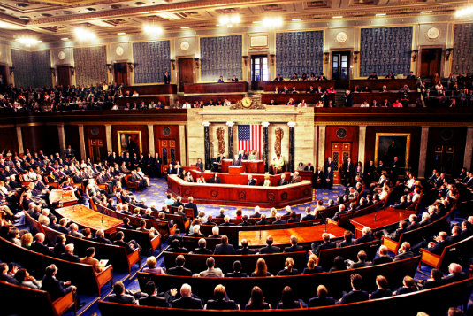 congress in session