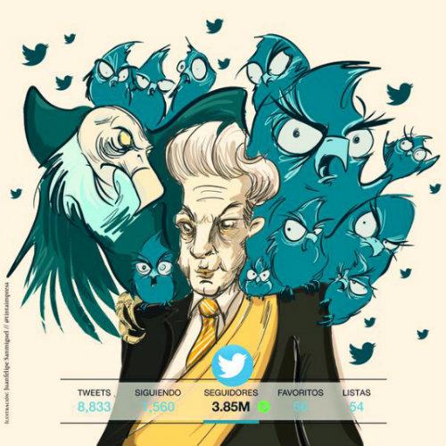 El engaño de los políticos en Twitter