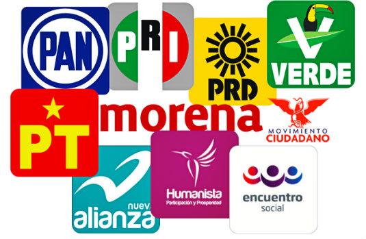 Elecciones Mexico 2015