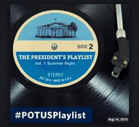 Qué música escucha y libros lee Obama en verano
