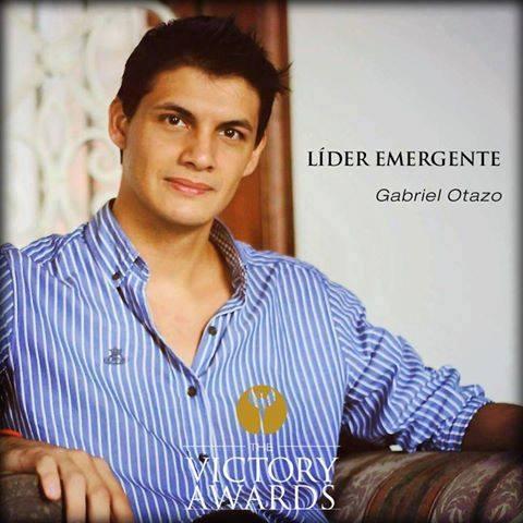 Líder Emergente - Gabriel Otazo