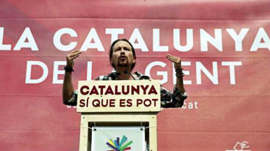 Eventos políticos y protocolo durante las elecciones catalanas