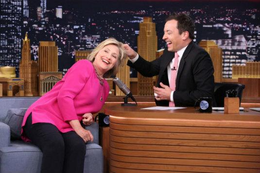 Hillary-late-night-show