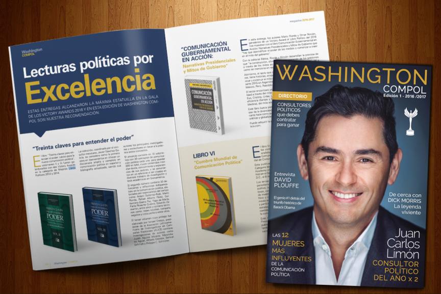 Revista washington compol libros políticos
