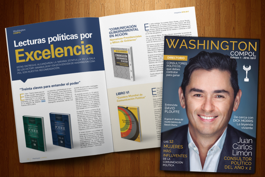 Revista washington compol libros políticos